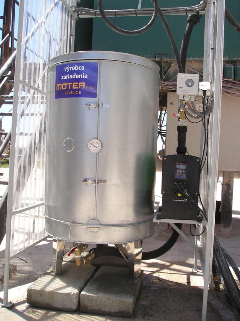 davkovanie olejov tekutin kvapalin ohrev